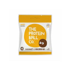 Protein The protein ball co kokos + makadamy 45 g