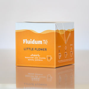 Fluidum Té Little flower BIO 10 ks