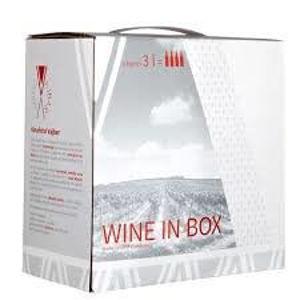 Vajbar Rulandské šedé moravské zemské víno 2018 polosladké Bag-in-box 3 l