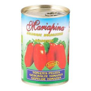 Mariapina Rajčata celá sterilovaná 400 g BIO