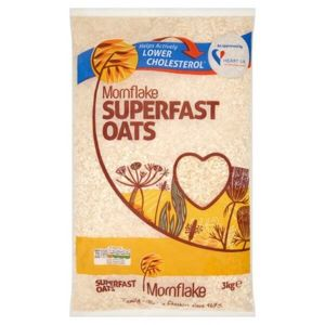 Mornflake Superfast Oats 3 kg - expirace