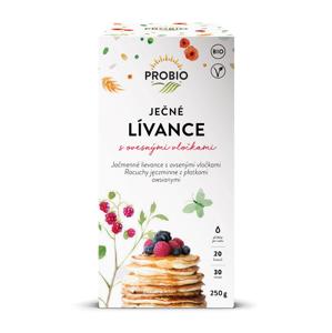 Probio Lívance ječné s ovesnými vločkami  250 g