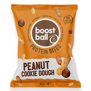 Boost Bites - Cookie dough 45 g - expirace