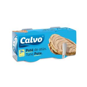 CalvoTuňákové paté 2x75 g