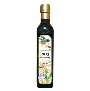 Natural Products Sezamový olej z bílého sezamu 500 ml