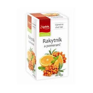 Apotheke Rakytník a pomeranč 20 x 2 g