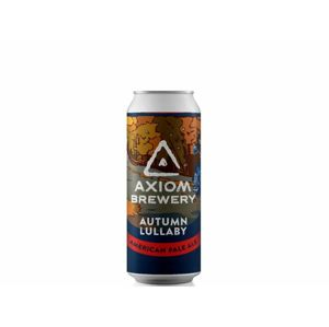 Axiom Brewery Autumn Lullaby 14°alk. 5,5 %; 330 ml Can apa
