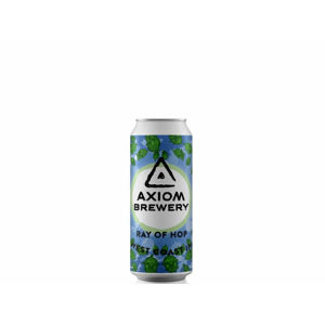 Axiom Brewery RaY Of Hop 14°alk. 6 %; 500 ml West Coast IPA