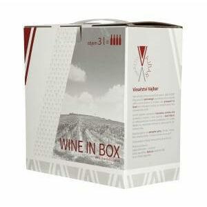 Vinný dům Pinot Blanc suché 5 l