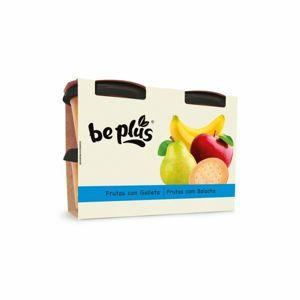 Beplus Ovocné pyré s oplatkou 4 x 200 g