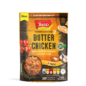 Swad Sauce Butter chicken 250 g