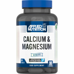 Applied Nutrition Calcium + Magnesium 90 tablet