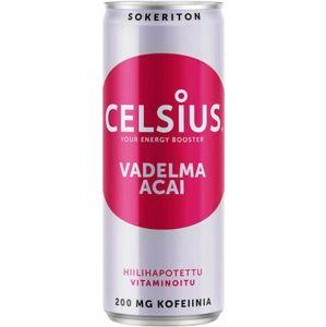 Celsius Energetický nápoj Rapsberry Acai 355 ml