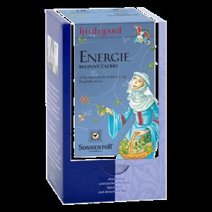 Sonnentor Energie Hildegarda bio 23.4 g porcovaný dvoukomorový bylinný čaj