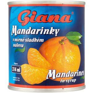 Giana Mandarinka 314 ml