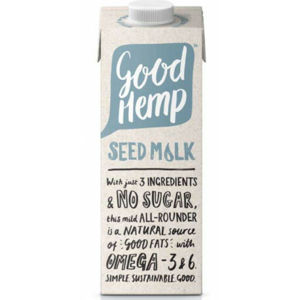Goodhemp Creamy Seed Milk 1000 ml