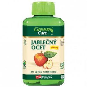 VitaHarmony Jablečný ocet 500 mg - XXL economy balení 150 tablet