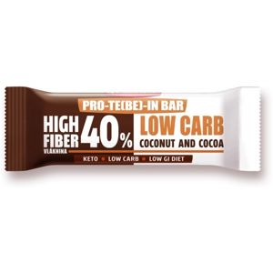 LeGracie PRO-TE(BE)-IN BAR LOW CARB Kakao 35 g