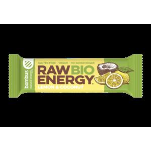 Bombus BIO ENERGY Lemon a coconut 50 g