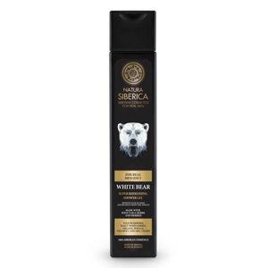 Natura Siberica MEN Super osvěžující sprchový gel - Lední medvěd 250 ml