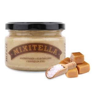 Mixit Mixitella Arašídy se slaným karamelem 250 g
