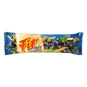 Fit Musli černý rýbíz 30 g