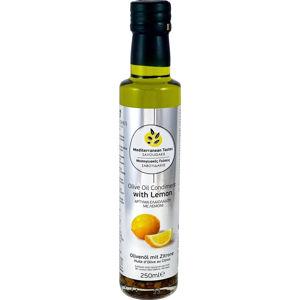 Savouidakis Panenský olivový olej s citronovou příchutí 250 ml