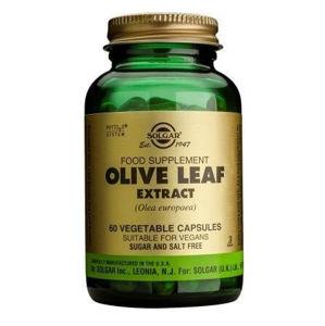 Solgar Oliva - extrakt z olivových listů 60 tablet