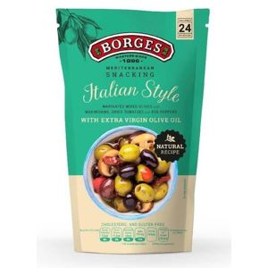 Borges Olivy Snack Italian style bez pecky 260 g