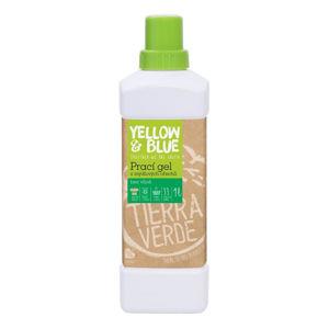 Yellow & Blue Prací gel z mýdlových ořechů bez vůně (láhev) 1 l