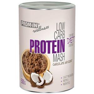 Prom-in New Low Carb Protein Mash 500 g čokoláda - kokos
