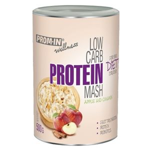 Prom-in New Low Carb Protein Mash jablko - skořice 500 g