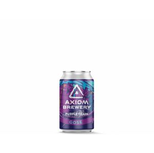Axiom Brewery Pivo Purple Train 11°P, Gose s borůvkami 330 ml