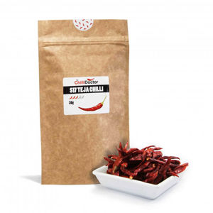 The Chilli Doctor S17 Teja celé sušená 30 g