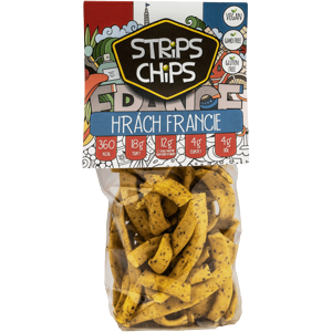 Strips chips Francie 80 g