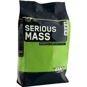 Optimum Nutrition Serious Mass 5450 g