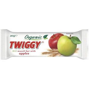 Twiggy Müsli organic s jablky 20 g BIO